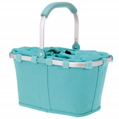 Le panier à provisions turquoise taille xs