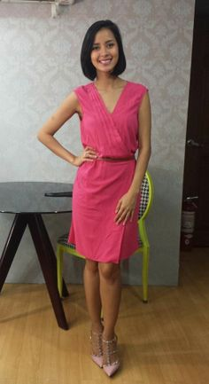 [Uber OOTD:Jun04-2014] dress from Liu Jo