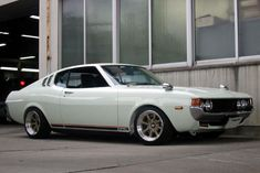 First Generation Celica - Friend of mine used to have one. Cool little car.