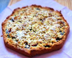 Rezepte mit Herz   ♥: Pflaumenkuchen ♡