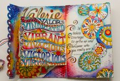 ❥ Play Weekend Journal~ words using the first letter of your name...