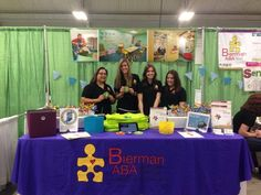 ASI Autism Expo!! We have a great team! #ABArocks