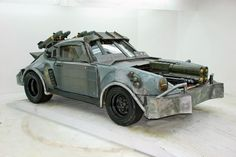 Who said that panel-less Viper was the ultimate post-apocalyptic car?