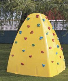 """MOLDER DISNOVA on Twitter: """"Pronto vamos a tener un nuevo Rocódromo Infantil. Será parecido a éste, el Rocódromo Pol, pero con textura de roca… """""""