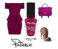 PATIENCE E-Commerce http://www.minycosmetics.com/dettaglio_prodotto_colori.php?idprodotto=600 Stores MI-NY http://www.minycosmetics.com/stores.php.it #nails #nailpolish #naillacquer #fashion #style #cool #violet #purple #miny #minycosmetics