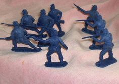 Army Guys, Army Men, Soft Plastic, Toy Soldiers, American Civil War, Action Figures, Bb, Poses, Cool Stuff