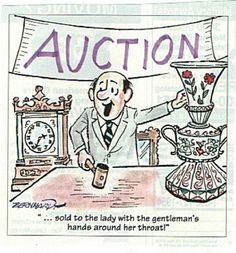 We love this cartoon! Sold!