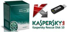 Devirusare – Kaspersky Rescue Disk