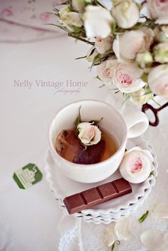 nelly vintage home: Време е за чай