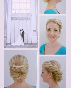 #bride #hair #wedding #love #mywork