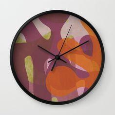 Aliens 2 Wall Clock