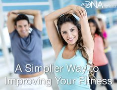 Analyze your DNA to maximize your fitness! Visit www.dnaspectrum.com/fitness #health #fitness #mydnafitness #worldnaday