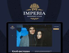 """Check out new work on my @Behance portfolio: """"Restaurant&Club Imperia"""" http://be.net/gallery/37632043/Restaurant-Club-Imperia"""