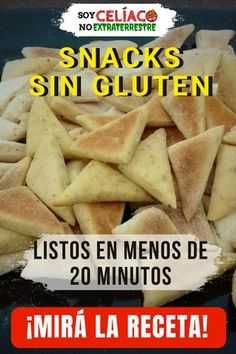 Try this recipe for gluten-free snacks, suitable for coeliacs. Foods With Gluten, Sans Gluten, Gluten Free Desserts, Vegan Gluten Free, Gluten Free Recipes, Healthy Recipes, Low Carb Paleo Diet, Fructose Free, Food Porn
