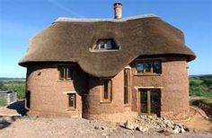 Used for centuries in Europe, sustainable Cob houses are catching on in the U.S.
