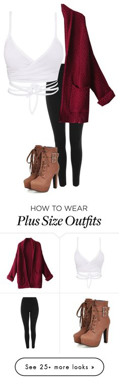 """""""Untitled #655"""" by clairebears4150 on Polyvore featuring Topshop and WithChic"""