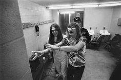 Timothy B. Schmidt, Joe Walsh and Smokey Wendell Dallas, TX 1980