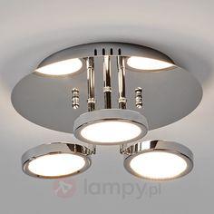 3-punktowa lampa sufitowa LED BETIKA 9973010