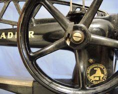 Schusternähmaschine Adler 30-1
