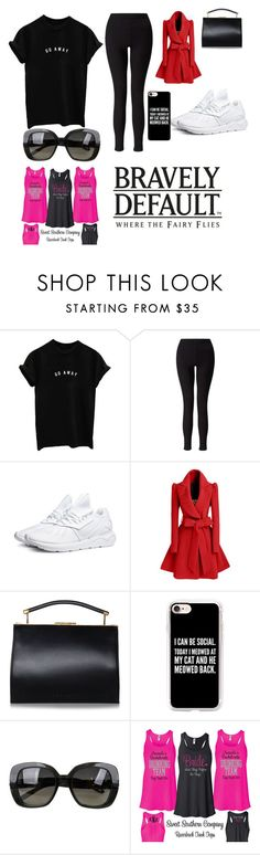 """""""Beautiful Default #1"""" by anabella1988 ❤ liked on Polyvore featuring Miss Selfridge, adidas Originals, WithChic, Casetify and Bottega Veneta"""