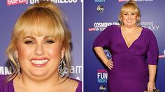 Actress, Rebel Wilson says she's proud of her body.