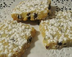 ... | Chocolate chip shortbread cookies, Chocolate chips and Chips