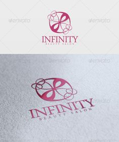 Infinity Beauty Salon Logo  #GraphicRiver         File: -  PSD - Vector -  CMYK - Text can change  	 Fonts: DaunPenh – basic Microsoft font  	 For questions: MSN – empty_emil@hotmail      Created: 8May12 GraphicsFilesIncluded: PhotoshopPSD Layered: Yes MinimumAdobeCSVersion: CS2 Resolution: Resizable Tags: InfinityBeautySalonLogo #emd #todik