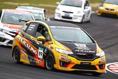 Honda Jazz Honda Jazz, Honda Fit, Honda Motorsports, Indy Cars, Latest Cars, Cool Pictures, Racing, Vehicles, Fitness