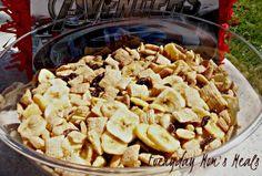 Apple Cinnamon Chex Mix Recipe