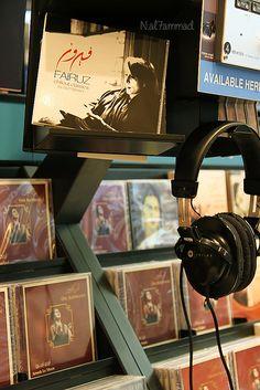 Fairouz + Umm Kulthum. All you need.