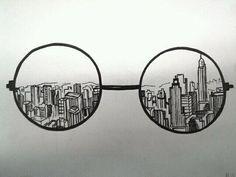 John lenon glasses