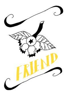 FRIEND by AYANO USAMURA
