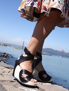 """Sweet Treat this week? The stunning Trippen Mikli! Amp  things up for 20% off by clicking """"be sweet to your feet"""" at the bottom of the box on the left at www.pedshoes.com! xo, Ped Shoes."""