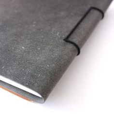 Notebook A5 Grey, £14, now featured on Fab.