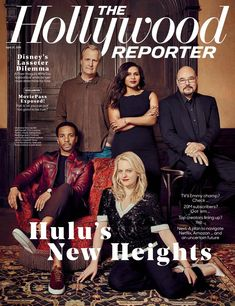 Jennifer Lawrence, Jennifer Aniston, Jennifer Lopez, The Hollywood Reporter, In Hollywood, True Tv, Elizabeth Moss, All Tv, Mindy Kaling
