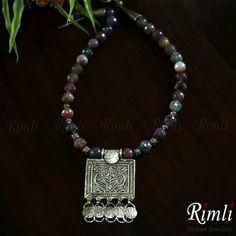 Oxidised Jewellery, Bead Jewellery, Temple Jewellery, Tribal Jewelry, Beaded Jewelry, India Jewelry, Neck Piece, Ladies Boutique, Chennai