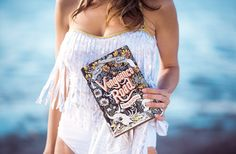 SPRING BREAK! What to read? What to wear? Delicious Reads Vengeance Road by Erin Bowman