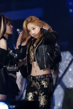 Taeyeon SNSD Dream Concert Girls Generation 130511