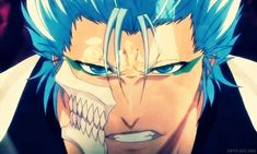Image de anime, bleach, and grimmjow