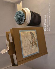 cool idea, a box that looks like a book =0)