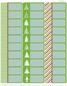 Christmas Address Labels Free Address Label Template With A
