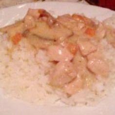 Hamis vadas ahogy Etu készíti Risotto, Penne, Shrimp, Salmon, Grains, Rice, Meat, Healthy, Recipes