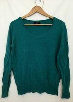 Teal Long sleeve sweater!
