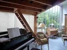 Maison atelier de Claude Parent