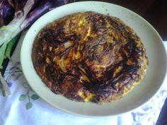Simo's Cooking: Uova  frittata di cipollotti