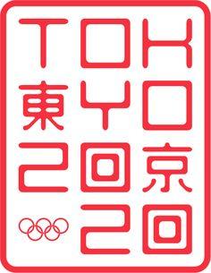 TOKYO 2020 by Stephen Lowe, via Behance
