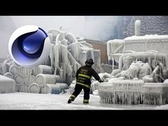 Cinema 4D: Animated Frost Effect Tutorial - YouTube