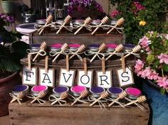 WILDFLOWER HONEY FAVORS  25 Mason Jar Favors by RusticChicBodyShop, $162.50