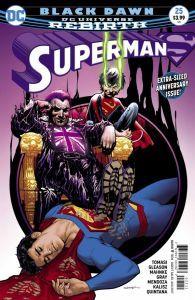 Mild Mannered Reviews  Superman #25