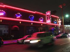 LA Magazine: The 15 Most Popular Bars & Clubs in L.A., According to Lyft Users